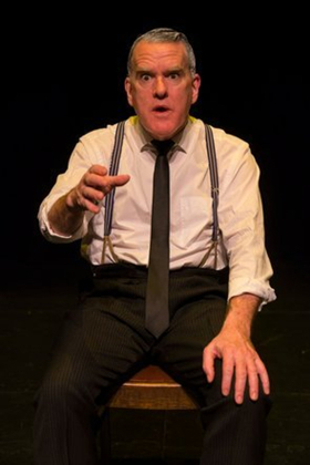 Mikel Murfi's I HEAR YOU AND REJOICE to Be Performed in Repertory With THE MAN IN THE WOMAN'S SHOES At Irish Arts Center