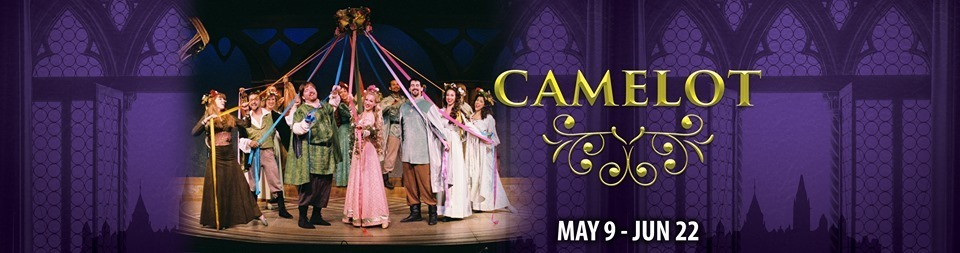 BWW Interview: Matthew Blake Johnson of CAMELOT at Dutch Apple Dinner Theatre
