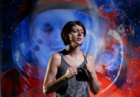 BWW Review: Longacre Lea's THE INTERSTELLAR GHOST HOUR at The Callan Theatre