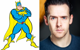 Matthew McKenna to Lead the World Premiere of BANANAMAN THE MUSICAL; Full Cast Announced