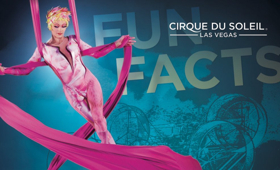 CIRQUE DU SOLEIL in Las Vegas-Fun Facts About the Shows