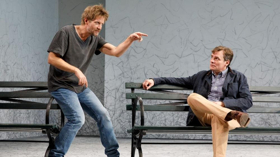 Review Roundup: Edward Albee's AT HOME AT THE ZOO at Signature Theatre