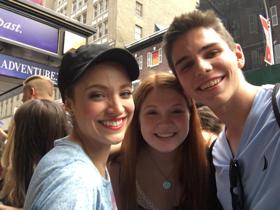 BWW Blog: Happy Trails to ANASTASIA on Broadway!