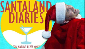 BWW Review: SANTALAND DIARIES is Quick-Witted Holiday Fun