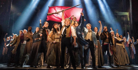 BWW Review: The Barricades Arise Once Again in Stirring National Tour of LES MISERABLES