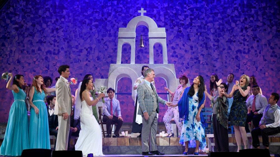Review: MAMMA MIA! Celebrates the Power of Family, Friendship and the Universal Need for Love and Acceptance
