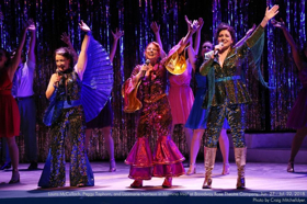 BWW Review: ABBA Music, Great Dancing, Fabulous Costumes, Rotating Set! Broadway Rose's MAMMA MIA! Has 'Em All
