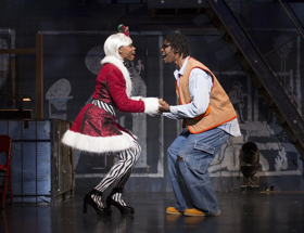 BWW Reviews: Larson Left His Mark with RENT