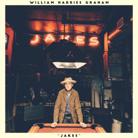 Experimental Americana Artist William Harries Graham Releases New Album JAKES Today