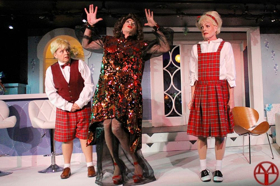 BWW Review: Desert Rose's CHRISTMAS WITH THE CRAWFORDS is a Hilarious Musical Confection with a Terrific Cast