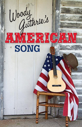 Palm Beach Dramaworks Announces its Summer Production WOODY GUTHRIE'S AMERICAN SONG