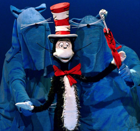 DR. SEUSS'S THE CAT IN THE HAT Brings Nonstop Fun to Atlanta