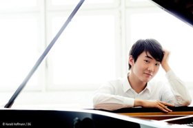 Gold Medal-Winning Pianist Returns to Scottsdale