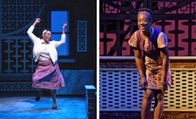 BWW Review: QUEEN'S GIRL IN THE WORLD and QUEENS GIRL IN AFRICA - Performed in Repertory at Everyman Theatre