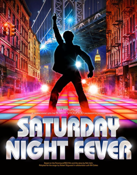 Image result for saturday night fever musical