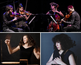 American Contemporary Music Ensemble Performs Triple Bill With Clarice Jensen and Carolina Eyck at DROM