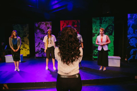 BWW Review: COLLECTIVE RAGE Catches Fire at Open Stage