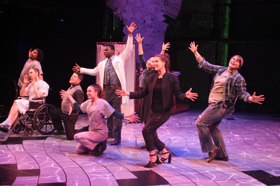 BWW Review: And They're Off! Front Porch Theatricals Kicks Off Summer Season with A NEW BRAIN