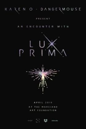 Karen O & Danger Mouse Collaborative Album Lux Prima Out Now