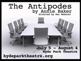 BWW Review: THE ANTIPODES Whip Smart Superbly Performed Examination of Story Telling