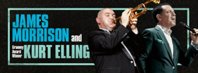 James Morrison and Kurt Elling Team Up for Australian National Tour