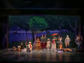 BWW Review: SUNDAY IN THE PARK WITH GEORGE Paints a Fantastic Piece of Theatre in Austin TX