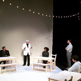 BWW Review: Tampa Repertory Theatre's Production of Aaron Posner's STUPID F**KING BIRD