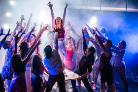 BWW Review: FAME THE MUSICAL at Gala Hispanic Theatre