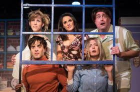 They'll Still Be There for You! FRIENDS: THE MUSICAL PARODY Pivots its Way Off-Broadway Through Summer