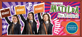 Cast Announced For MATILDA THE MUSICAL