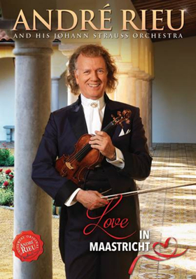 Andre Rieu to Release 'Love in Maastricht'