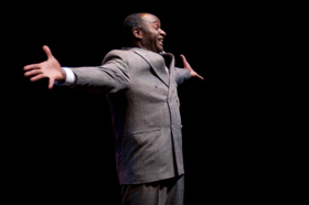 Midland Cultural Centre Feature ONLY Ontario Performance of UK's Award-Winning CALL MR. ROBESON. A LIFE, WITH SONGS in their Black History Month Series