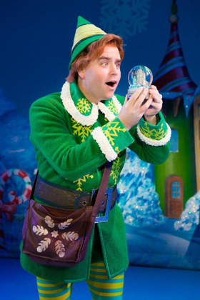 BWW Interview: 6 Questions and a Plug with ELF THE MUSICAL's Buddy, Sam Hartley