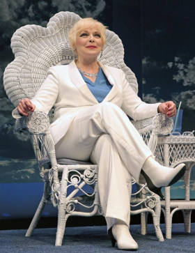 BWW Review: Good Theater's AN ACT OF GOD IS Devilishly Irreverent, Funny, and Pointed