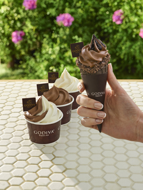 GODIVA Offers BOGO from 9/20 to 9/22 for National Ice Cream Cone Day