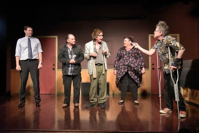 Ring In 2019 With Lots Of Laughter At L.A. Connection Comedy Theatre