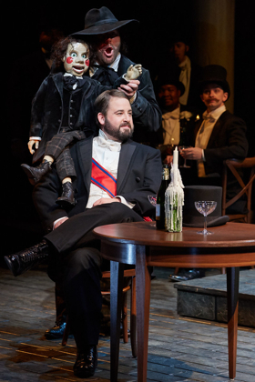 BWW Review: A Glorious RIGOLETTO Opens at Opera Theatre St. Louis
