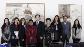 INBAL y Ministerio de Cultura de China fortalecen vínculos culturales