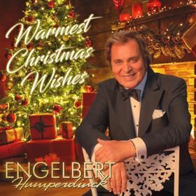 Engelbert Humperdinck to Release 'Warmest Christmas Wishes'