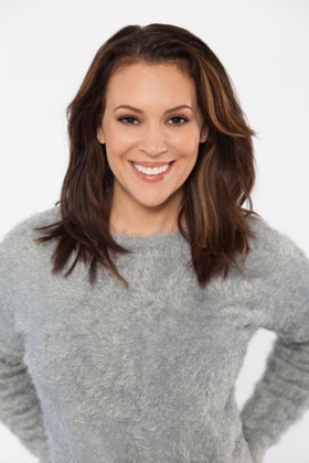 Alyssa Milano Partners With LOVE IS LOUDER For Special Valentine's Day Initiative: #LoveIsLouder When We...