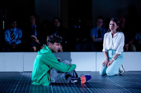 Simon Stephens On THE CURIOUS INCIDENT OF THE DOG IN THE NIGHT-TIME Schools Tour