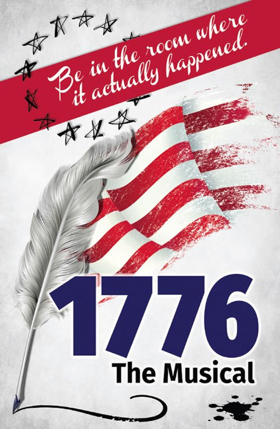 BWW Review: 1776 Offers an Inside Look at the Imperfect Men Who First Strived For a More Perfect Union