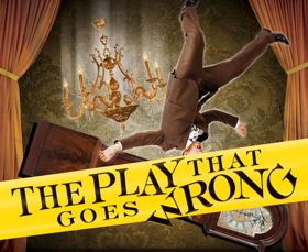The Rep Announces THE PLAY THAT GOES WRONG