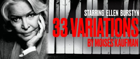 Casting Announced For 33 VARIATIONS at Melbourne's Comedy Theatre