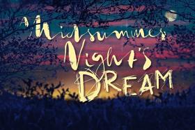 New York Shakespeare Exchange Presents A MIDSUMMER NIGHT'S DREAM