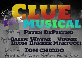 Windham Theatre Guild Presents CLUE: THE MUSICAL