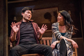 BWW Review: AUBERGINE at Everyman Theatre is a Touching Drama