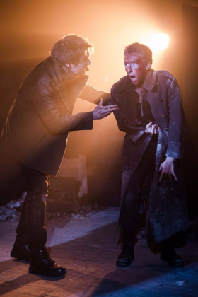 BWW Review: MACBETH, Bussey Building