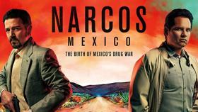 Netflix Renews NARCOS: MEXICO For Season Two
