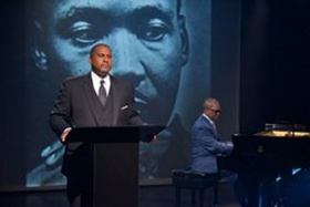 Tavis Smiley Announces Tour of DEATH OF A KING: A LIVE THEATRICAL EXPERIENCE Marking 50th Anniversary of Martin Luther King Jr's Death